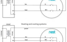Nest Thermostats Wiring Diagram For Standard – Wiring Diagrams Click – Basic Nest Wiring Diagram
