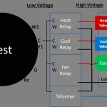 Nest Wiring Diagram For Heat Pump System | Wiring Library   Rheem Heat Pump Nest Wiring Diagram