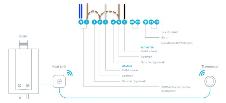 Wiring Diagram Nest Thermostat Heat Pump
