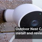 New Nest Cam Outdoor Security Camera Install, Setup And Review   Youtube   Nest Outdoor Camera Wiring Diagram