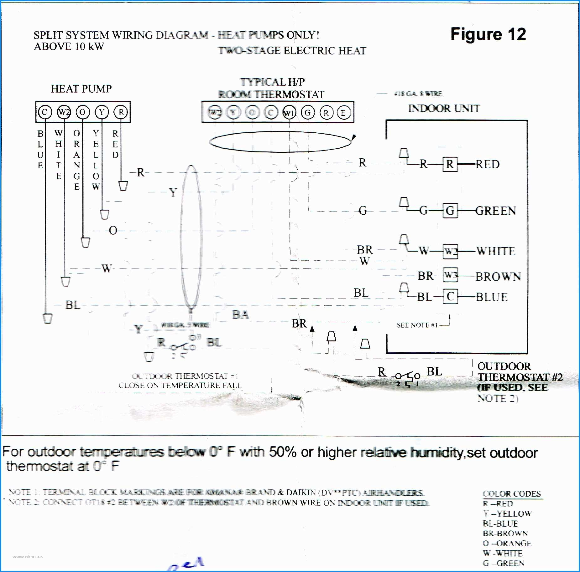 Surprising Outdoor Thermostat Wiring Diagram Wiring Diagram Data Schema Wiring 101 Orsalhahutechinfo