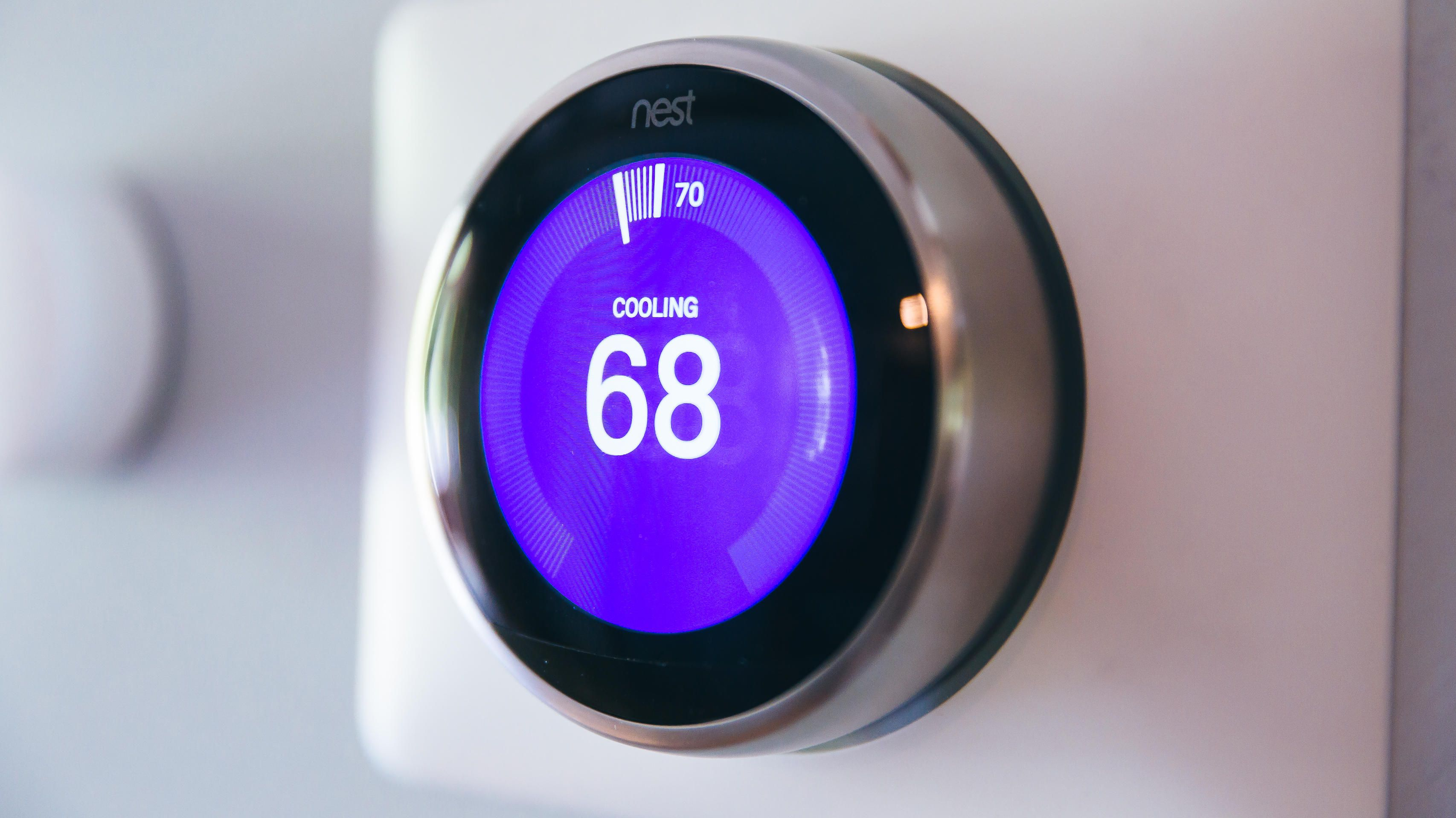 Same Great Nest, Now With A Temperature Sensor - Cnet - Wiring Diagram Nest A0013 Black Thermostat