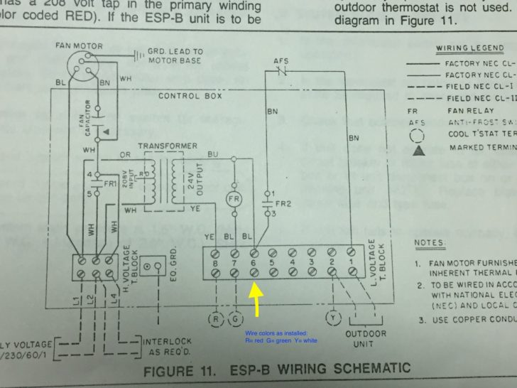 Standard Nest E Wiring Diagram For Furnace Only