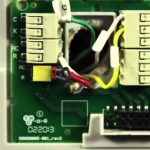 Substitute G Wire For C Wire    Install The Honeywell Wi Fi Smart   Round Nest Thermostat Honeywell Wiring Diagram