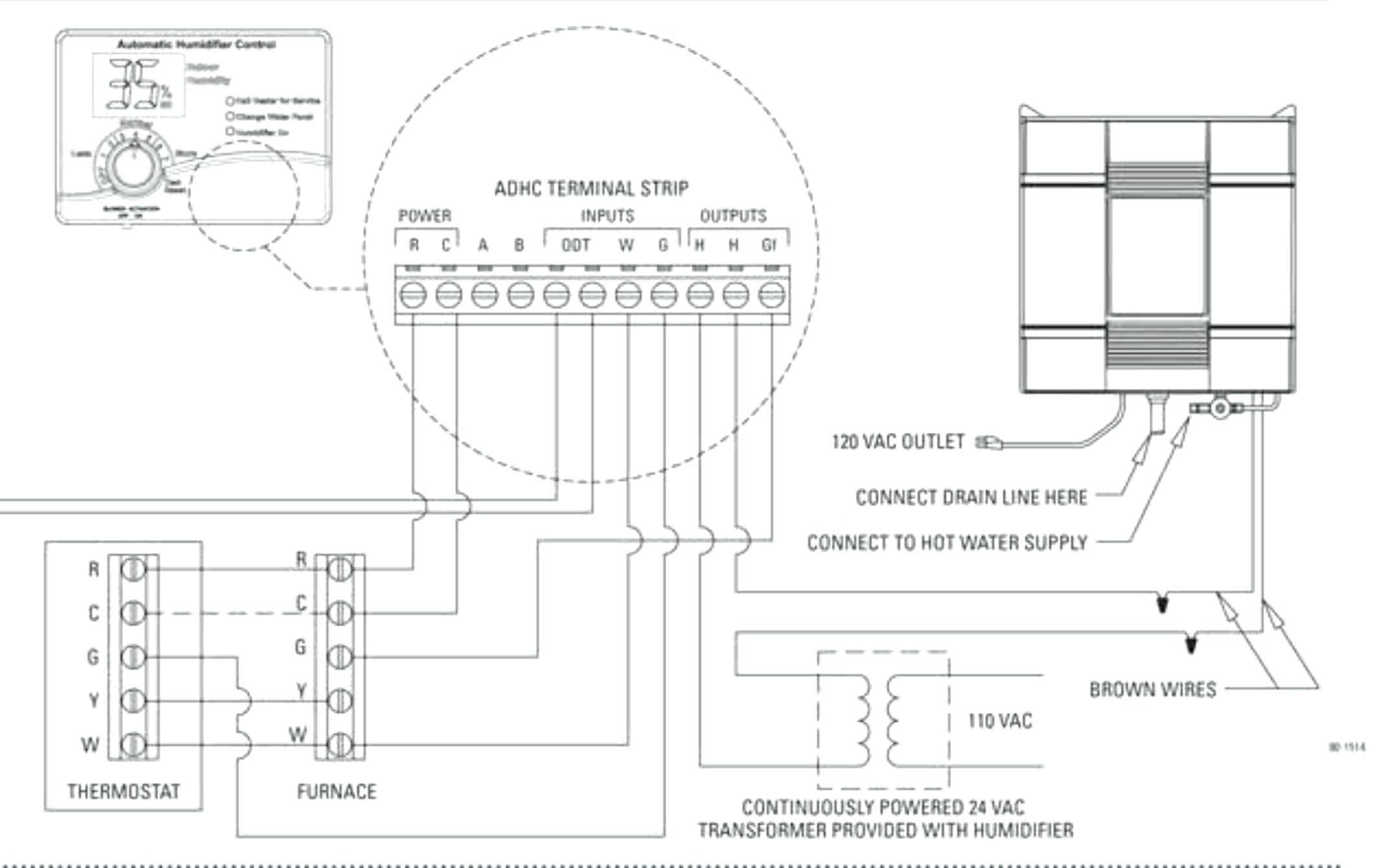 Nest Thermostat Wiring Diagram With Transformer And Relay