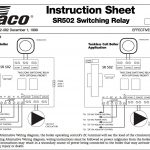 Taco Relay Wiring Thermostat Wi Fi | Wiring Diagram   Thermostat Wiring Diagram, Nest, Taco, Sr503 4