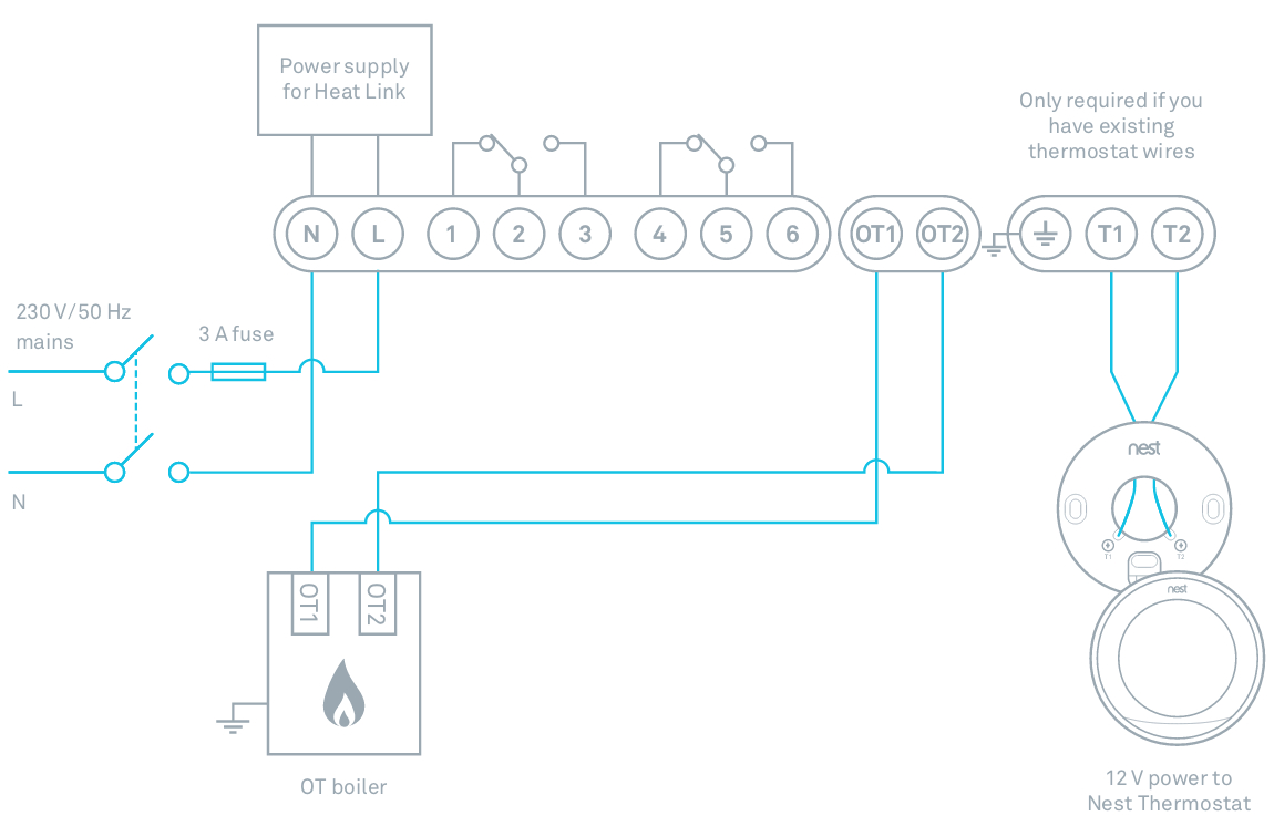 Tavenier – Networking, Photography And More… - Nest Heat Link E Wiring Diagram