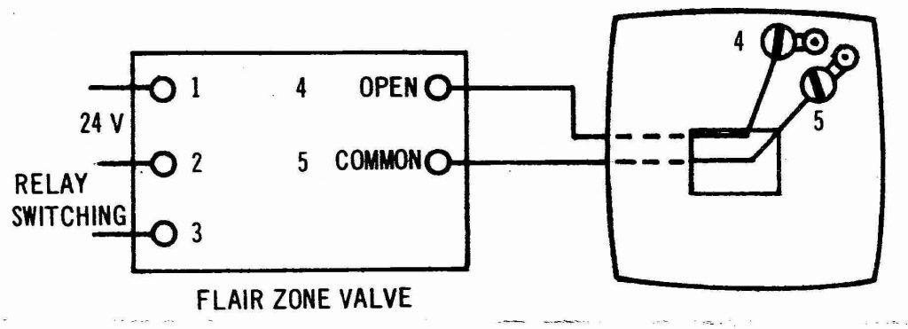 Transformer And Relay Wiring Diagram Thermostat