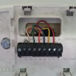 Trying To Wire Honeywell Rth9580Wf To Trane Heat Pump / Ac Unit   Round Nest Thermostat Honeywell Wiring Diagram For Heatpumps With X2 Terminal