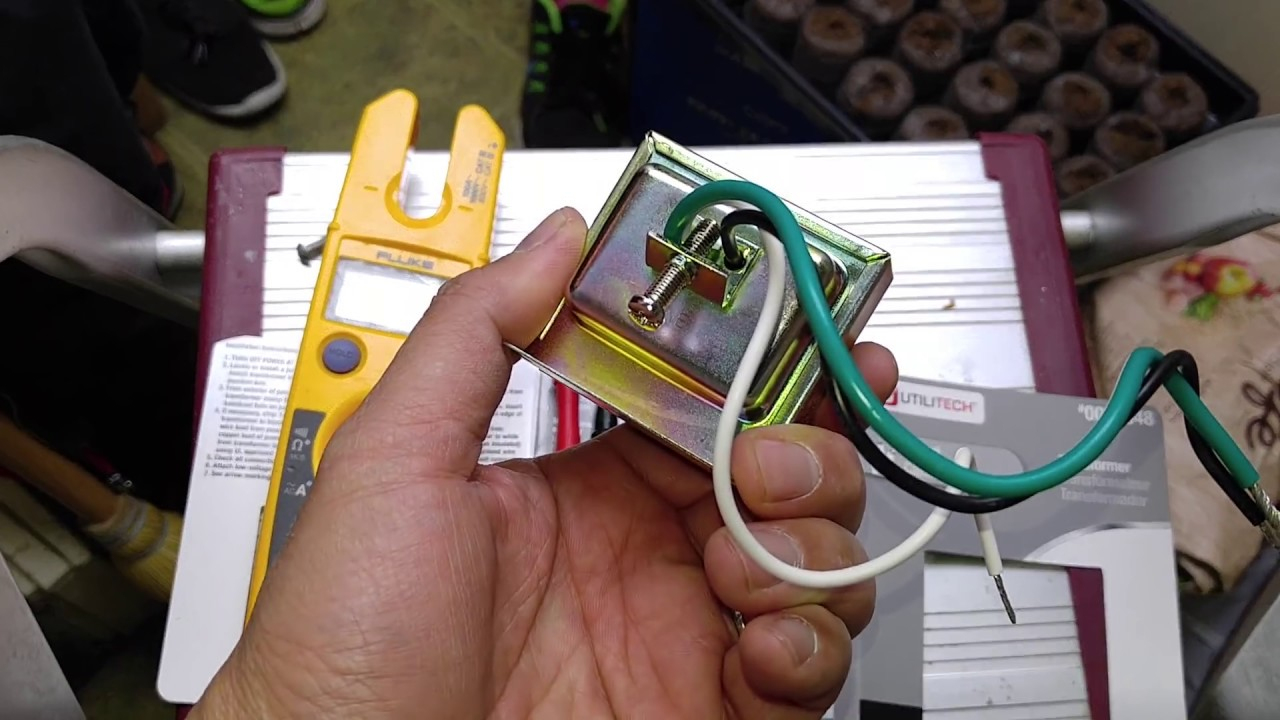 Upgrade Your Doorbell Transformer For Ring Pro Doorbell - Youtube - Wiring Diagram For The Transformer For The Transformer For A Nest Doorbell