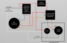 Wiring – Controlling 110V Swamp Cooler Using Nest Thermostat – Home – Nest Thermostat Gas Over Electric Wiring Diagram