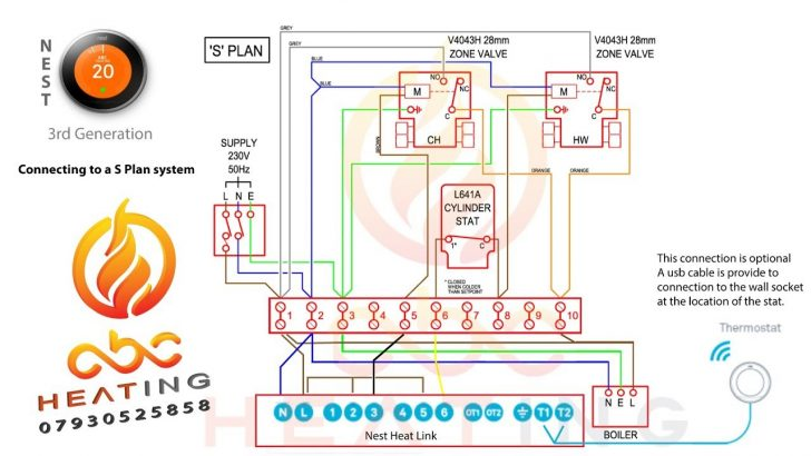 Nest Alt Heat Wiring Diagram