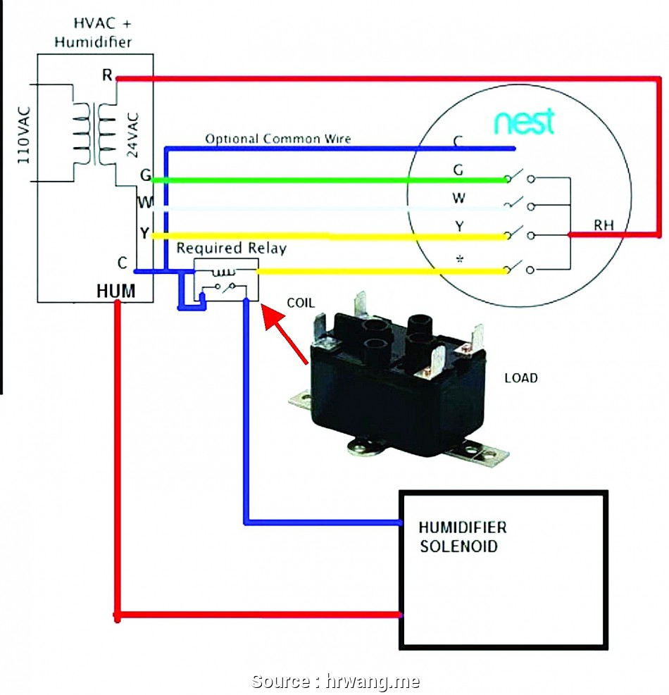 Wiring Diagram For Nest Thermostat | Wiring Library - Wiring Diagram For York Heat Pump To Nest Thermostat