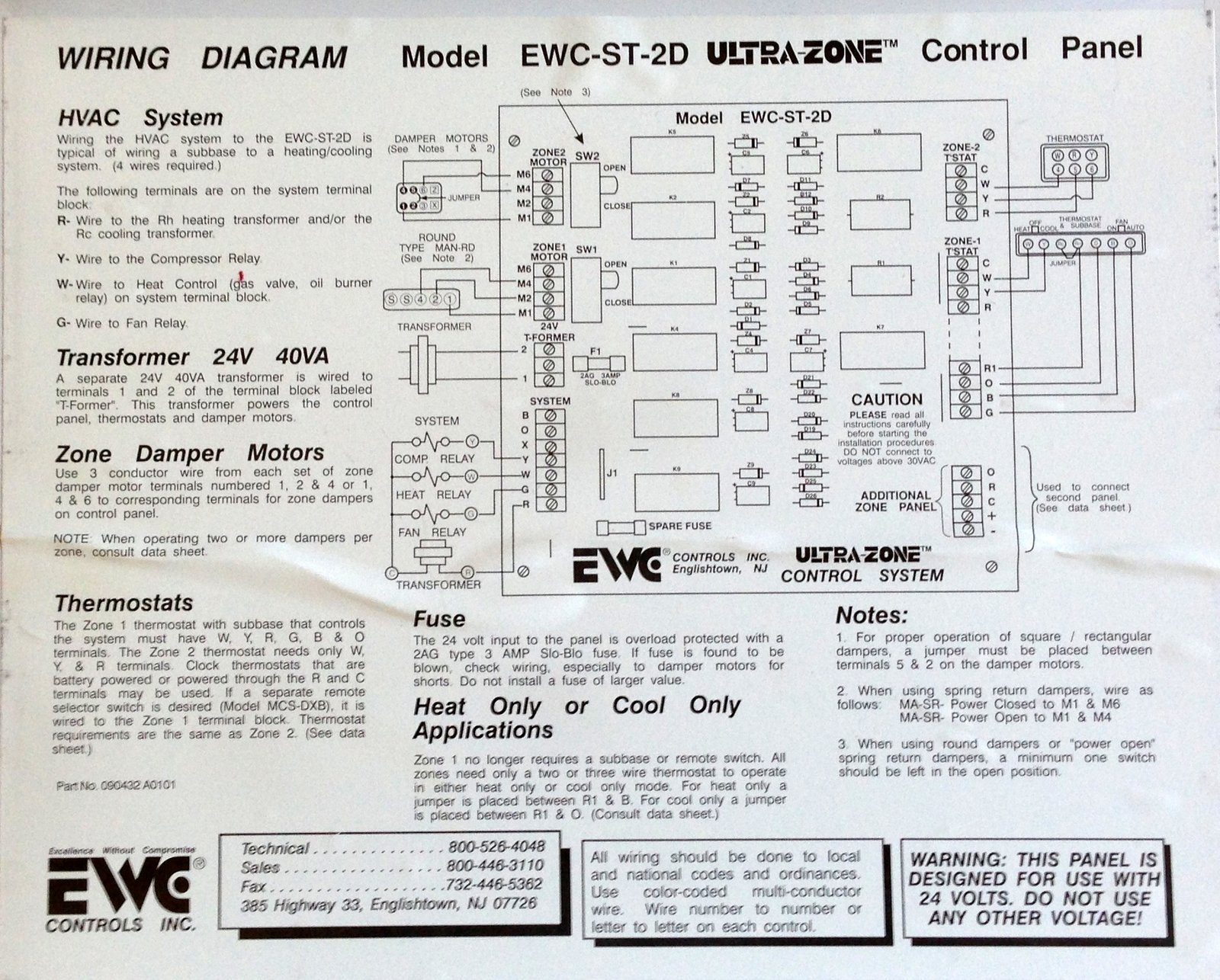Wiring - Why Is My Nest Thermostat Not Working With A/c? - Home - Ewc R1 Relay Wiring Diagram For Nest