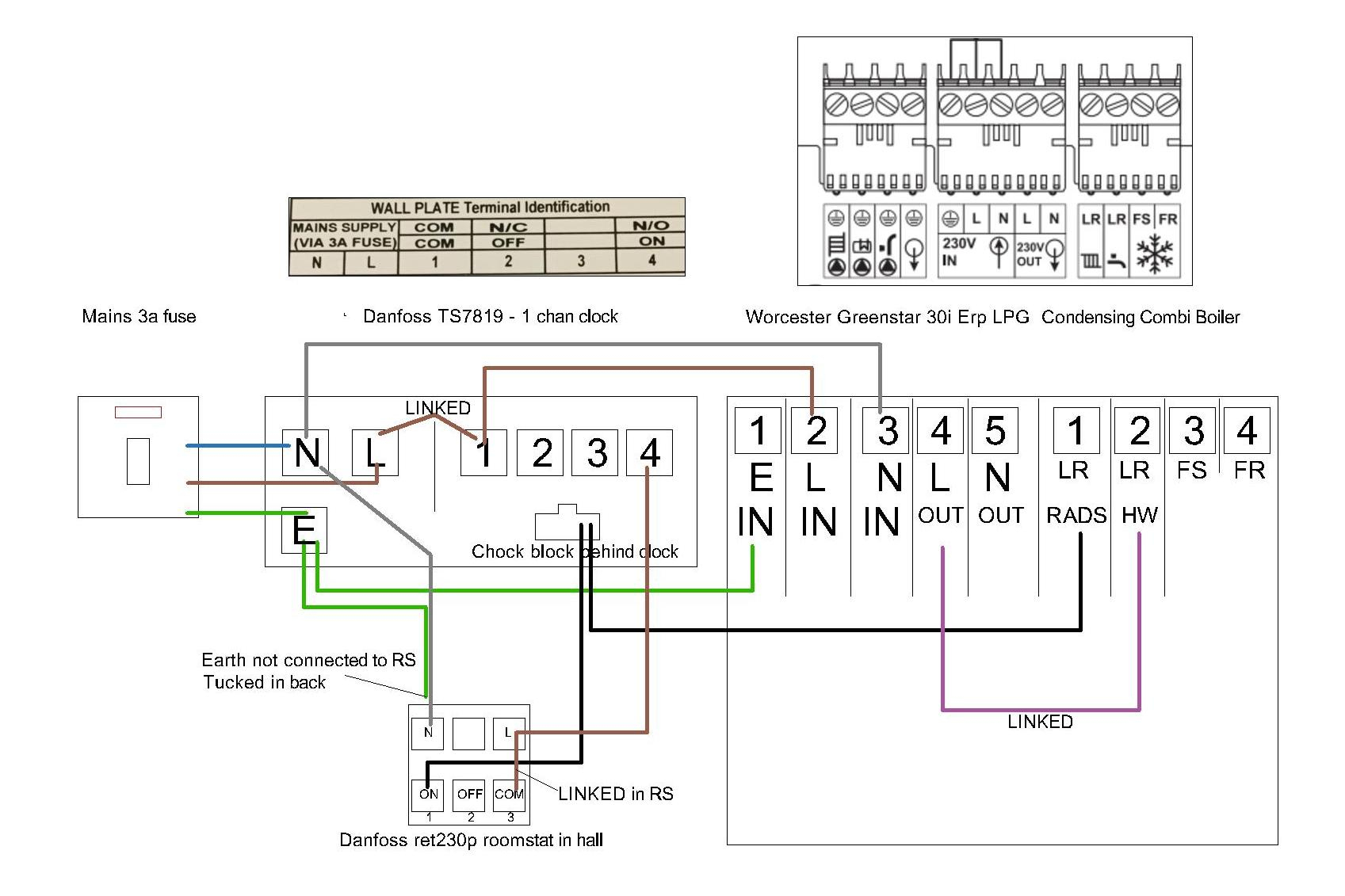 Worcester Bosch: Nest Thermostat Uk Worcester Bosch - Nest Programmer Wiring Diagram