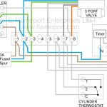 Y Plan Central Heating System   Nest Wiring Diagram 3 Port Valve