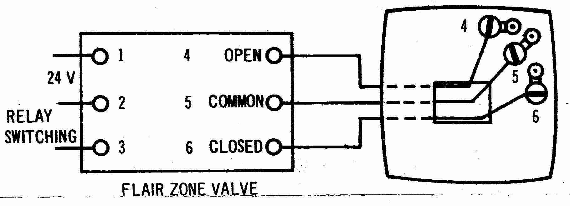 Zone Valve Wiring Installation & Instructions: Guide To Heating - Taco Nest And External Transformer Wiring Diagram